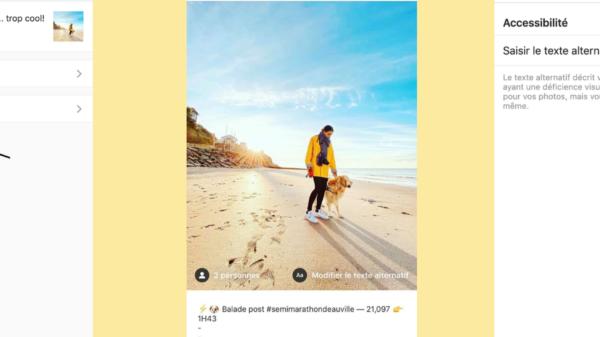 Texte alternatif sur Instagram - comment l'utiliser correctement?