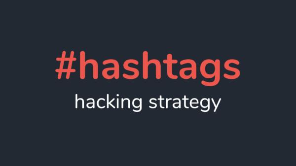 hashtags hacking strategy - cocobay.io